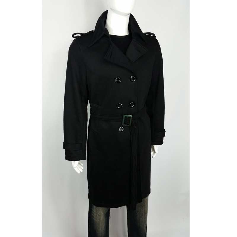 Men Hoody  Black Coat
