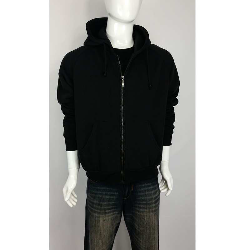 Men Hoody Black