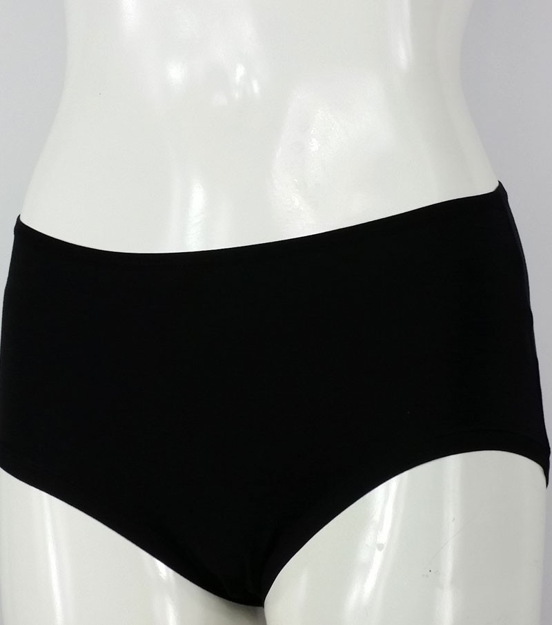 Women's Soft Stretchy  Full Brief