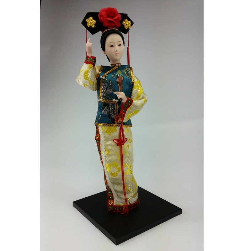 Japanese Hand Made Interior Deco Doll